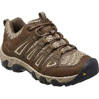 キーン KEEN メンズ 登山 シューズ・靴【Oakridge Hiking Shoe】Cascade/Brindle