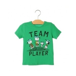 MINI FINE:PEANUTS TEAM PLAYER【シップス/SHIPS Tシャツ・カットソー】