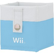 Wiiリモコンポケット ライトブルー
