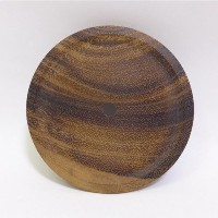 with weck WECK瓶用 WOODEN LID 穴あき木蓋 M WW-002M