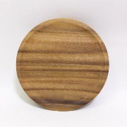 with weck WECK瓶用 WOODEN LID 木蓋 L WW-001L