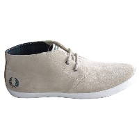 【FRED PERRY 】【フレッドペリー】Byron Mid Suede スウェード シューズ B4271-212 SAND(29.0cm)