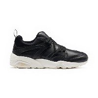 プーマ BLAZE OF GLORY NATURAL ユニセックス Puma Black-Whisper White