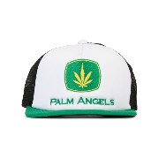 Palm Angels logo cap