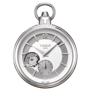 【送料無料】国内正規品 TISSOT[ティソ]T-POKET MECHANICAL SKELETON T854.405.19.037.00【RCP】【02P03Dec16 】