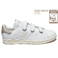 adidas Originals STAN SMITH CF BY9192 RUNNING WHITE/CLEAR GRANITE/CHALK WHITEアディダス オリジナルス スタンスミス...