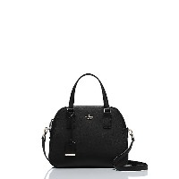 <kate spade new york(ケイト・スペード)> CAMERON STREET LITTLE BABE(PXRU7445) BLACK バッグ~~ハンドバッグ