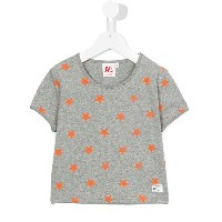 American Outfitters Kids - スター柄 Tシャツ - kids - コットン/ルレックス - 6歳