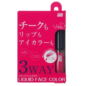 LIQUID FACE COLOR ジューシーPINK