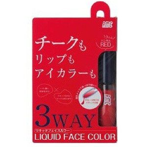 LIQUID FACE COLOR ハンサムRED