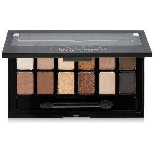MAYBELLINE The Nudes Palette In The Nudes 12 Shades (並行輸入品)