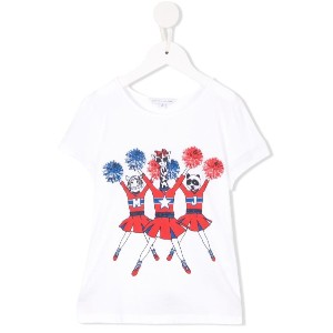 Little Marc Jacobs - プリント Tシャツ - kids - コットン/モーダル - 10歳