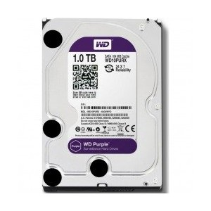 WESTERN DIGITAL 3.5インチ内蔵HDD 1TB SATA6.0Gb/s Intellipower 64MB WD10PURX