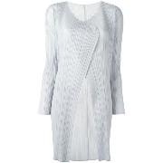 Pleats Please By Issey Miyake pleated jacket