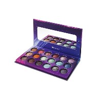 BH Cosmetics Galaxy Chic Baked Eyeshadow Palette 18 Colors (並行輸入品)