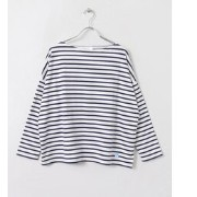 DOORS ORCIVAL 40/2 STRIPE DROP S T-SHIRTS【アーバンリサーチ/URBAN RESEARCH Tシャツ・カットソー】