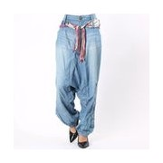 【SALE 50%OFF】デシグアル Desigual DENIM_CINTURON TURKO(WASH)