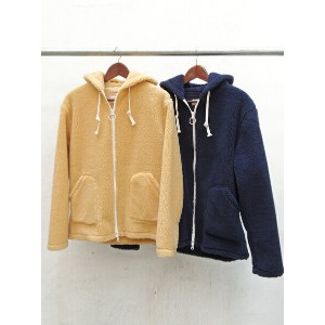 SUGAR CANE/ RETRO FREECE ZIP-UP PARKA(MADE IN U.S.A.)/SC67424 / SUGAR_CANE(シュガーケーン)