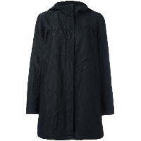 Moncler Gamme Rouge - ペイズリー柄 パーカーコート - women - シルク/ナイロン/ポリエステル - 2