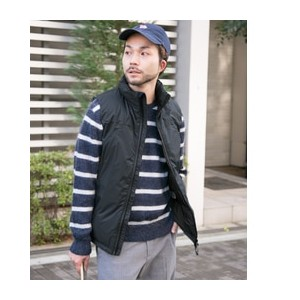 UR NANGA×URBAN RESEARCH iD AURORA 3LAYER DOWN VEST【アーバンリサーチ/URBAN RESEARCH ダウンベスト・ベスト】