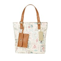 Harrods (ハロッズ)正規品トートバッグ バック ロゴチャーム付 Small Vintage Harrods Tote