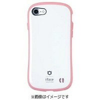HAMEE iPhone 7用 iface First Class Pastelケース IP7IFACEPASTELWHPK