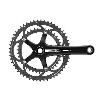 campagnolo(カンパニョーロ) VELOCE PT BLK 172.5-50X34 10S クランクセット クランク パワートルク 10s