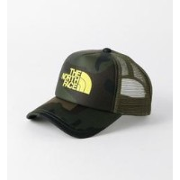【THE NORTH FACE(THE NORTH FACE(ザノースフェイス))】ロゴ メッシュ キャップ【グリーンレーベルリラクシング/green label relaxing キャップ...