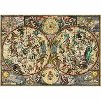 HEYE Puzzle・ヘイパズル 29758 Rajko Zigic : Celestial Map 2000ピース