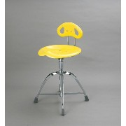 [DULTON]ダルトン X3 BEAT CHAIR YELLOW 100-151YL