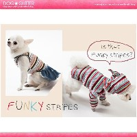 ルイスドッグ LouisDog Funky Stripes Hat