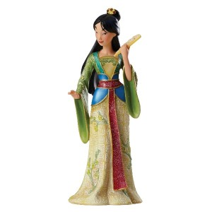 Disney Showcase Collection Mulan Sculptures by Disney