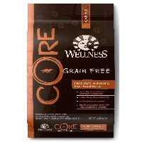Wellness Core Natural Grain Free Original Recipe Formulate Dry Dog Food 12lbs