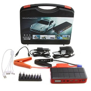 Strongrr New Portable ジャンプ スターター for 2013 Honda CBR 600RR ABS 12V 400A ピーク Current Power Bank...