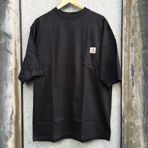 "【CARHARTT】""DEADSTOCK 90'S"" WORK-WEAR POCKET T-SHIRT"