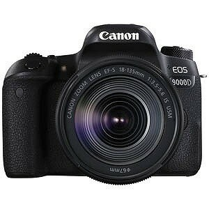 Canon EOS 9000D(W)(EF-S18-135 IS USM レンズキット) EOS9000D18135ISUSMLK(送料無料)