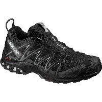 サロモン Salomon メンズ ランニング シューズ・靴【XA Pro 3D Trail Running Shoe】Black/Magnet/Quiet Shade