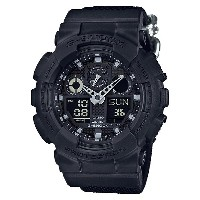 カシオ Gショック CASIO G-SHOCK Military Black GA-100BBN-1AJF【送料無料】