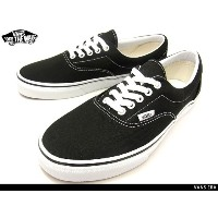 [バンズ]VANS ERA エラBLACK/WHITE 27.0cm US9.0 [並行輸入品]