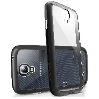 Rearth Ringke Fusion Case for Samsung Galaxy S4 (Black) 日本正規品