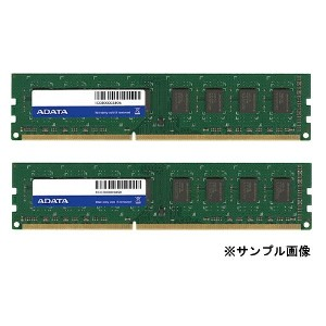ADATA Technology DDR2 U-DIMM (800)2G/(1Gx2枚組)