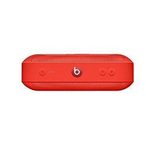 Beats by Dr.Dre Pill+ Bluetoothスピーカー ポータブル/ワイヤレス対応 (PRODUCT) RED シトラスレッド ML4Q2PA/A【国内正規品】