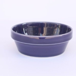 【HASAMI】BLOCKBOWL MINI 波佐見焼き<ブロックボウル ミニ> (PURPLE)
