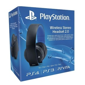 Sony PlayStation Wireless Stereo Headset 2.0 (PS4/PS3/PS Vita) ソニーのプレイステーションワイヤレスステレオヘッドセット2.0(PS4...