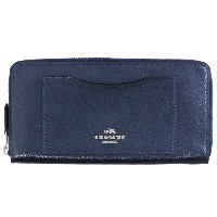 COACH OUTLET コーチ アウトレット 長財布 F54007 SVMED クロスグレインレザー coo5