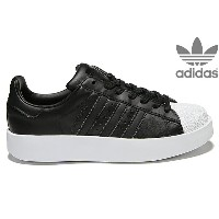 adidas Originals SUPERSTAR BD W BA7671 CORE BLACK/CORE BLACK/RUNNING WHITEアディダス オリジナルス スーパースター ボールド...