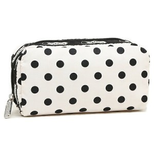 レスポートサック ポーチ LESPORTSAC 6511 D788 SUNSHINE DOT CREAM