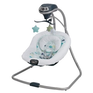 Graco Simple Sway Swing, Stratus by Graco [並行輸入品]