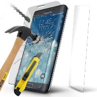 Samsung Galaxy Note Edge Glass Screen Protector. Protect your screen with the highest quality...
