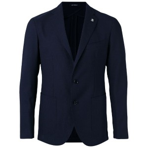 Tagliatore - two button blazer - men - シルク/キュプロ/ウール - 50